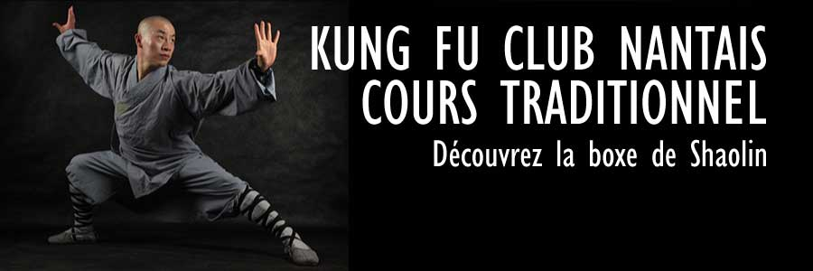 Kung Fu Nantes cours  Traditionnel